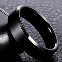 Classic 3 Color Ring Stainless Steel Cool Simple Band Engage...
