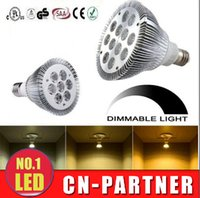 Manufacturer sale Dimmable Led cree par38 par30 par20 85- 265...