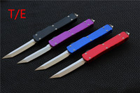 Free shipping, MIKER Ultratech Knife Blade: 8Cr13Mov, Handle: 60...