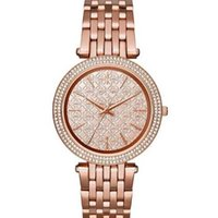 2018 New Fashion Steel ROSE GOLD Ladies Women' s Watch W...