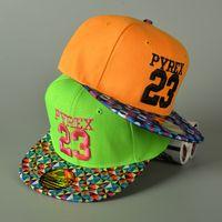 Casquettes de baseball lettres PYREX 23 2016 chapeaux de dessin animé pour enfants Casquettes de baseball Casquettes Coton filles garçons butin Planas Cap Gorras 5 couleurs