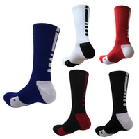 Basketball Socks USA Professional Elite Long Knee Athletic Sport Socks Men Fashion Compression Thermal Winter Socks wholesales