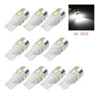 T10 W5W Erreur Libre 168 194 SMD LED Super Qualité Lampe D'ampoule De Voiture Pour La Lumière De Queue De Voiture Côté Parking Porte Éclairage