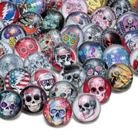 Wholesale 50pcs lot High Quality Skull Head Theme Mix Many S...