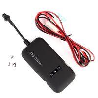 TK110 MINI GPS 추적자 실시간 GSM / GPRS / GPS 로케이터 자동차 차량 추적 장치 TK110 소매 상자