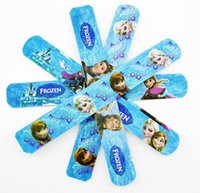Frozen Snap Bracelets Slap Bracelets Kids Children Party Bag...