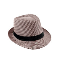 d01aaab89fdc0 Wholesale mens fedora hats wholesale online - Fashion Women s Hats Unisex Fedora  Hat Houndstooth Pattern