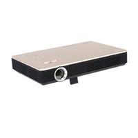 Andoer M1 واي فاي 3D HDMI VGA USB 1000 شمعة 1080P أندرويد 4.2 DLP العارض للأعمال التجارية والترفيه مسرح منزلي