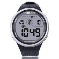 Xonix Mens Спортивные часы Цифровой Светодиодный Легкий Водонепроницаемый100М Многофункциональный Открытый Chrono Тревога Самокалибное время Плавать Дайвер Часы