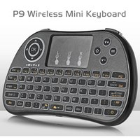 P9 Wireless Gaming Keyboard 2. 4GHz Mini Keyboard Mouse Combo...