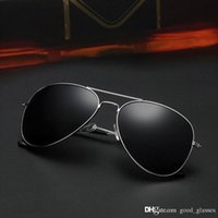 New Best Pilot Sunglasses Men Women 58mm Vintage UV400 Polar...