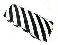 Free shipping 5M Zebra Black& White Streamer, Professional L...