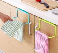 высокое качество полотенцесушитель держатель стойки Железнодорожный шкаф вешалка бар крюк ванная комната кухня главная организация конфеты цвета