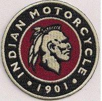 인도 1901 MC 프론트 자켓 조끼 수 놓은 패치 녹색 오토바이 바이커 조끼 패치 락 펑크 패치 10 개 / 로트 무료 배송