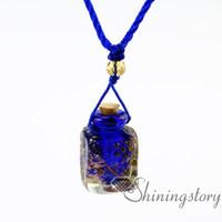 Óleo essencial colar difusor jóias aromaterapia difusor de jóias difusor do óleo da jóia diy colar de difusor de óleo essencial