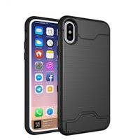 ip X case Clear Back Cases for iPhone X Slim Cover Hard PC B...