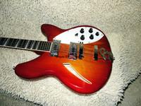 Guitar Factory más nuevo 6 cuerdas 325 330 Cherry Electric Guitar de China envío gratis