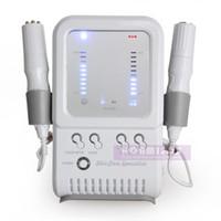 2 dans 1 machine portative galvanique de BIO rf de BIO pour la peau d'utilisation à la maison serrant le rajeunissement de peau de retrait d'équipement de beauté