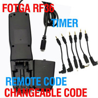 Fotga Wholesale Changeable Timer Remote Cord for Canon 400D ...