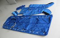 3 1 공기 압력 전문 바디 쉐이핑 프레소 적외선 바디 랩 원적외선 사우나 담요 아름다움 기계