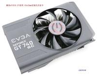 Nieuw origineel voor EVGA GT740 SC videokaartkoelventilator met heatsink pitch 43 * 43mm