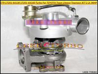 Großhandel CT9 D 17201-64160 17201 64160 1720164160 Turbo Turbolader Turbolader Für TOYOTA Lite Stadt Liteace Townace 3C-T 3CT 3CTE 2.2L 90HP
