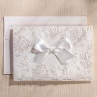 Wholesale Embossed Wedding Invitations Buy Cheap Embossed