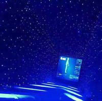 Cortina de estrela led 4mx6m pano de fundo de pano de fundo de palco de casamento com função multi controlador dmx