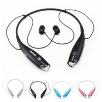 HV- 800 Stereo Wireless Bluetooth Headset HV800 Neck Halter S...