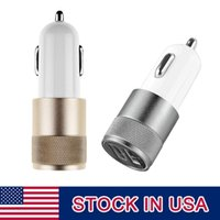 Metal Car charger Aluminium Alloy Dual USB port High quality...