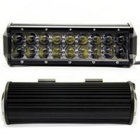 12 inch 120W 4D Osram LED Bar Truck Off road Car ATV Tractor 4WD Jeep 4X4 LED Work Light 12V 24V Offroad ledbar car