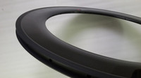 fat clincher bicycle rim 88mm depth 23mm width 3k glossy 24 ...