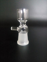 Oil to herbs 18. 8 mm femail joint for herbs glass bowl for g...