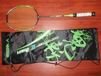 victor badminton racket TK onigiri with badminton bag 2 piec...