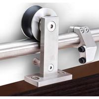 Kinmade MM-10Y из нержавеющей стали WoodenslidingDoor-аппаратное обеспечение современный интерьер скольжения сарая деревянная дверь