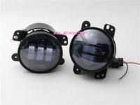 1Pair 4 '' LED 30W 1440LM Fendinebbia per Jeep Grand Cherokee, Wrangler, Dodge Charger Viaggio Magnum Chrysler 300 PT Cruiser