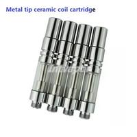 510 Vape Oil Cartridges Ceramic Glass Tank Ceramic Coil 0.5ml Vaporizzatore Vape Pen Cartucce Vapor Atomizer-03
