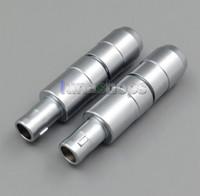 Nuevos 5mm / 3mm Diámetro Macho Auriculares Conector DIY Auriculares para Sennheiser HD800
