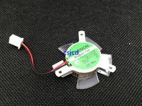Original novo SUNON 124010VM 12 V 1.0 W de Diâmetro de 37 MM de Passo 29 * 30 * 31 MM 3 fios de placa gráfica fã