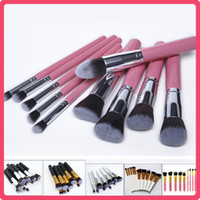 Makeup Brushes Make up Brushes 10pcs Professional Cosmetic B...
