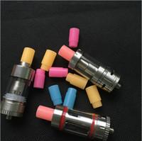 E-Zigaretten Wide Bore Drip Tip Silikon Drip Tip Passend für Atlantis Tank Tip Mini Nano Tip Arctic Atomizer RDA Mods