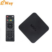 MXQ TV BOX Amlogic S805 Quad Core Android 4. 4 Support 4K 108...