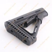 Drss Tactical Compact Type Buttstock + Enhanced Buttpad For ...