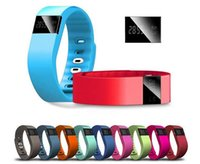 Fitbit intelligente montre smartwatch 2016 fit bit fitbit tw6 Fit peu étanche IP67 Smart bracelets TW64 Bluetooth fitness activité tracker