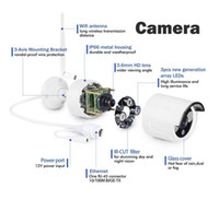 HD 720P Wifi NVR Kit CCTV Camera Kits Plug and Play Installa...