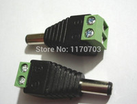 Wholesale 150 pcs 5. 5 X 2. 1mm DC Power plug Male Barrel Plug...