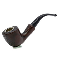 Handmade Wooden Enchase Carved Smoking Cigarette Pipes Cigar...