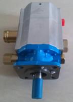 Pompes à engrenages hydrauliques Fendeuses de bûches CBNA 16/7 22GPM vannes pour presses à découper le bois de chauffage