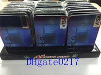 Высокое качество кредитной карты для курения Металлические трубы для курения Click Fun Металлические Магнитные Fit в кошельке Серебряные стеклянные трубы бесплатная доставка