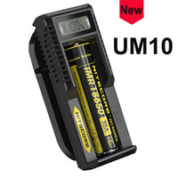 Newest NITECORE UM10 Digicharger LCD Display Battery Charger...